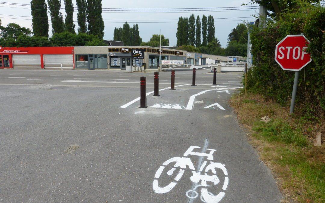 Motion relative à la consultation citoyenne dans le cadre de projets d'infrastructures cyclables structurantes