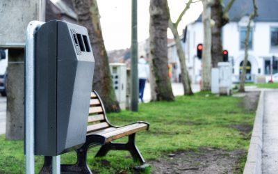 Mons va bénéficier d'une expertise pour une meilleure gestion des poubelles publiques