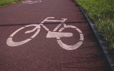 Nouvelle piste cyclable
